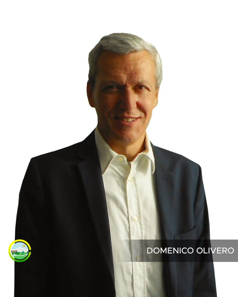 Domenico Olivero Rigenerazione